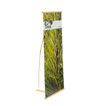 Pinus ekologinen, luonnontystävällinen mainos ja markkinointi. Edullinen hinta ja nopea.